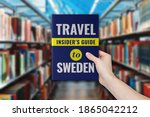 travel insider's guide book to...   Shutterstock . vector #1865042212