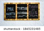 vejer de la frontera  c diz ... | Shutterstock . vector #1865231485