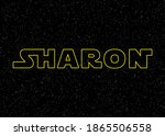 illustration with personalized... | Shutterstock . vector #1865506558