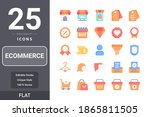 ecommerce icon pack for your...