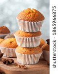 Delicious Fresh Muffins With...