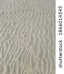 sand texture in beach  waves...   Shutterstock . vector #1866014545
