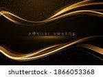 award nomination ceremony... | Shutterstock .eps vector #1866053368