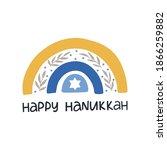 Hanukkah Vector Celebration...