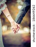 wedding | Shutterstock . vector #186649262
