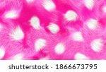 Faux Fur Background  3d...