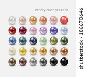 variety color of  spherical...
