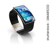smart watch | Shutterstock . vector #186685232