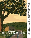 Australia Vector Illustration...