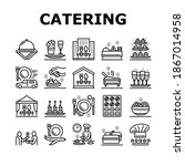 catering food service... | Shutterstock .eps vector #1867014958