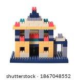 Small Plastic Building Blocks...