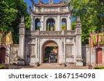 10.10.20 Hanoi  Vietnam  Temple ...