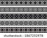 set of five illustrated...   Shutterstock .eps vector #1867252978