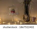 Christmas Decoration Inside A...