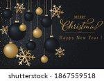 premium luxury christmas... | Shutterstock .eps vector #1867559518