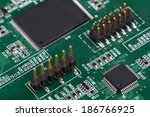 sub system mounted on... | Shutterstock . vector #186766925
