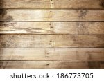 Old Weathered Rustic Wooden...