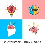 set of different states of...   Shutterstock .eps vector #1867925845