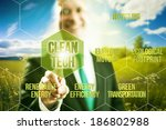 pointing towards camera and...   Shutterstock . vector #186802988