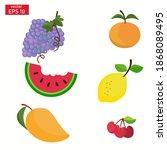 vector illustration of... | Shutterstock .eps vector #1868089495