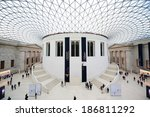 london  uk   oct 22  british... | Shutterstock . vector #186811292