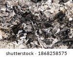 Gray Natural Black Ash Pile...