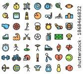 set abstract doodle elements... | Shutterstock .eps vector #1868466832