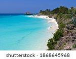 Beautiful Beach  White Sand ...