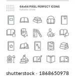 Simple Set Of Icons Related To...