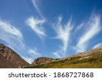 Scenic Mountain Landscape With...