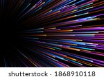 abstract background neon glow... | Shutterstock .eps vector #1868910118