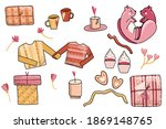Big Valentine's Day Vector Set. ...