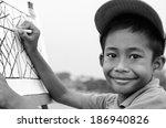 Happy Boy Painting