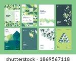 cover design templates of...   Shutterstock .eps vector #1869567118