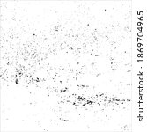 vector black and white ink... | Shutterstock .eps vector #1869704965