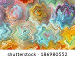 Art Abstracted Ethnic Chaotic...