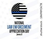 national law enforcement... | Shutterstock .eps vector #1869892678