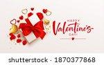 Valentines Day Design Template...