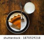 Vegan Pumpkin Pie Almond Milk...