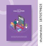 finance calculation men...   Shutterstock .eps vector #1870579825