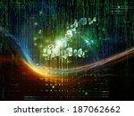 light of logic series.... | Shutterstock . vector #187062662