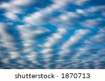 An Odd Cloud Formation