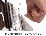 electric guitar | Shutterstock . vector #187077416