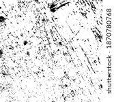 distressed grainy overlay...   Shutterstock .eps vector #1870780768