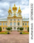 St. Petersburg. Russia 2020....