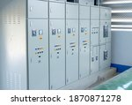 Electrical Control Cabinet In...
