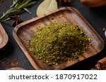 Za'atar A Spice Mixture That...