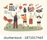 family or friend characters...   Shutterstock .eps vector #1871017465