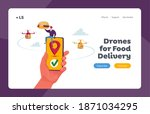 futuristic technologies in post ...   Shutterstock .eps vector #1871034295