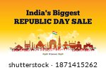 india independence day sales...   Shutterstock .eps vector #1871415262
